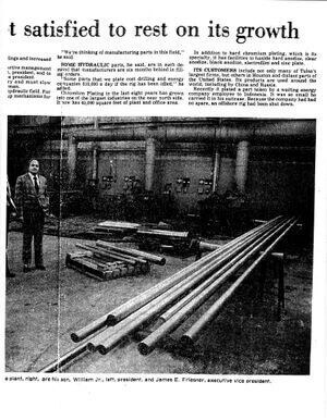 Chromium Plating Tulsa Tribune Article 2